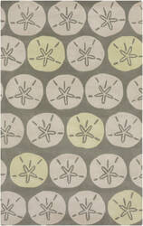Surya Lighthouse LTH-7014 Slate Gray Area Rug