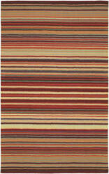 Custom Surya Mystique M-102 Burgundy Gold Area Rug