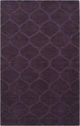 Custom Surya Mystique M-5119 Prune Purple Area Rug