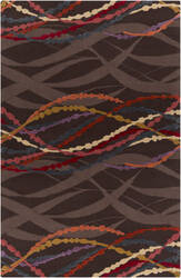 Surya Mamba MBA-9043 Chocolate Area Rug
