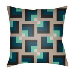 Surya Moderne Pillow Md-087