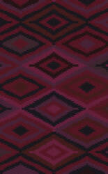 Surya Mesa MES-9002 Red / Violet (purple) Area Rug