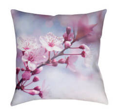 Surya Moody Floral Pillow Mf-006
