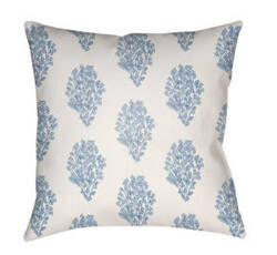 Surya Moody Floral Pillow Mf-009