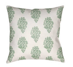 Surya Moody Floral Pillow Mf-011