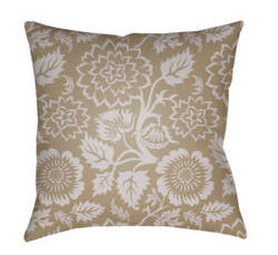 Surya Moody Floral Pillow Mf-027