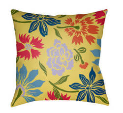 Surya Moody Floral Pillow Mf-046