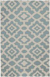 Surya Market Place MKP-1019 Sea Blue Area Rug