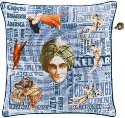 Surya Mind Games Pillow Mng-001