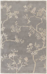 Surya Manor Mnr-1008 Gray Area Rug