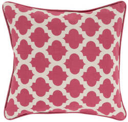 Surya Moroccan Printed Lattice Pillow Mpl-006
