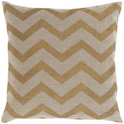 Surya Metallic Stamped Pillow Ms-005