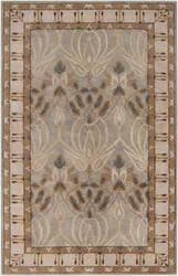 Surya Mentone MTO-7000 Dove Gray Area Rug