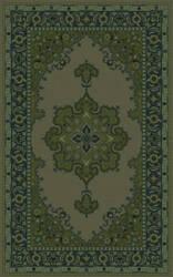 Custom Surya Mykonos MYK-5009 Green Area Rug