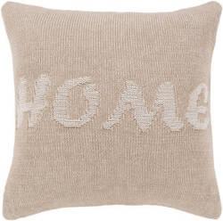Surya No Place Like Home Pillow Nph-001