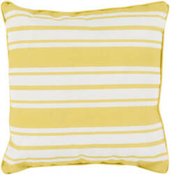 Surya Nautical Stripe Pillow Ns-003