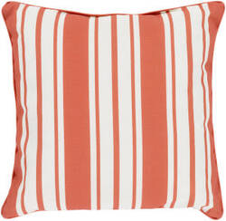 Surya Nautical Stripe Pillow Ns-004