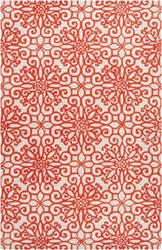 Surya Oasis Oas-1081 Rust Red Area Rug
