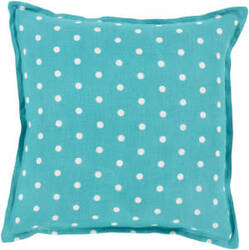 Surya Polka Dot Pillow Pd-001