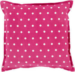Surya Polka Dot Pillow Pd-004
