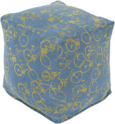 Surya Peddle Power Pouf Pdpf-004
