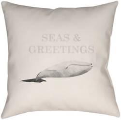 Surya Seas And Greetings Pillow Phdsg-001