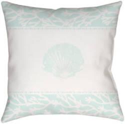 Surya Seasalt And Seashells Pillow Phdsl-001
