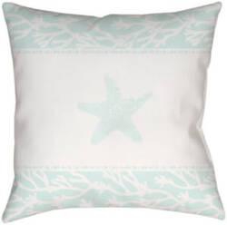 Surya Seasalt And Starfish Pillow Phdst-001