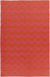 Surya Picnic Pic-4009 Hot Pink Area Rug