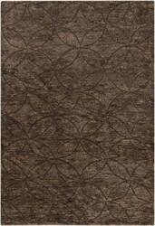 Surya Papyrus PPY-4904 Chocolate Area Rug
