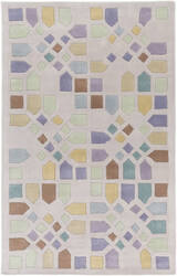 Surya Peerpressure Psr-7012 Light Gray Area Rug