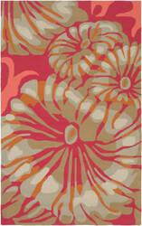 Surya Rain Rai-1262 Pink Area Rug