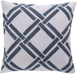 Surya Rain Pillow Rg-025 Navy