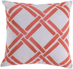 Surya Rain Pillow Rg-026 Coral