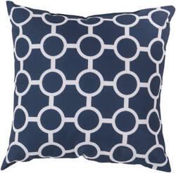 Surya Rain Pillow Rg-119 Cobalt