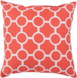 Surya Rain Pillow Rg-120 Coral