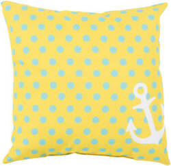 Surya Rain Pillow Rg-123 Sunflower