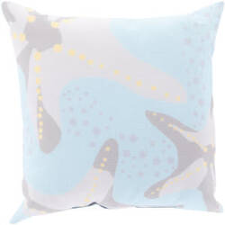 Surya Rain Pillow Rg-141 Sky Blue
