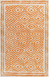 Surya Atlas ATS-1003 Burnt Orange Area Rug
