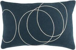 Surya Solid Bold Pillow Sb-033