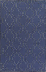 Surya Seabrook Sbk-9009 Blue Area Rug