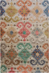 Surya Scarborough Scr-5146 Rust Area Rug