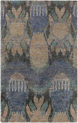 Surya Scarborough Scr-5148 Cobalt Area Rug