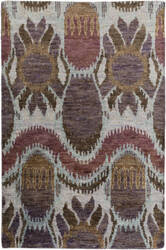 Surya Scarborough Scr-5152 Eggplant Area Rug