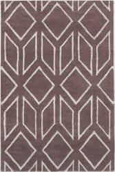 Surya Skyline Skl-2001 Chocolate / Gray Area Rug