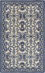 Surya Smithsonian Smi-2158 Navy Area Rug