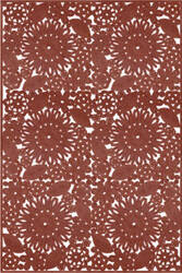 Surya Sanibel Snb-4019 Rust Area Rug