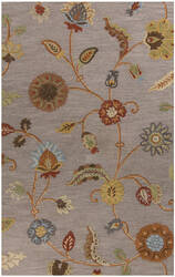 Surya Sprout Srt-2001 Light Gray Area Rug
