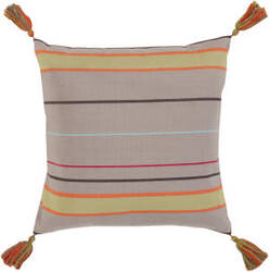 Surya Stadda Stripe Pillow Ss-001