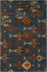 Surya Surroundings SUR-1009 Teal Blue Area Rug